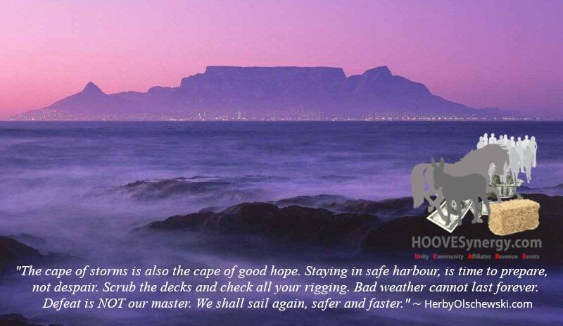 Good Hope for HOOVESynergy